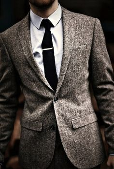 knit tie ftw