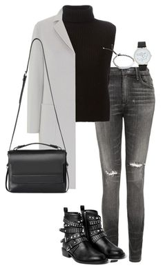 """""""Untitled #302"""" by elliedella ❤ liked on Polyvore featuring Citizens of Humanity, Étoile Isabel Marant, Weekend Max Mara, MANGO, AllSaints, Michael Kors and ALDO"""