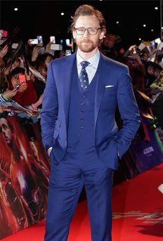 Tom HiddlestonEsquire Uk