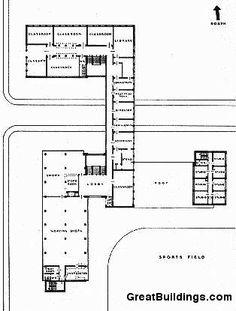 gallery of ad classics dessau bauhaus walter gropius 15 bauhaus architecture and bauhaus. Black Bedroom Furniture Sets. Home Design Ideas