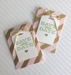 Save-the-Date-Karte – kinderleicht selbst gemacht! – weddingstyle Hochzeitsblog
