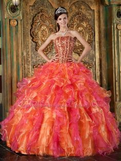 multi colored gowns - Google Search