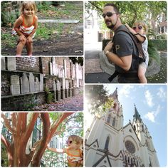 A Family Friendly Guide to Savannah via thefrugalfoodiemama.com - if you are planning a trip with the family to the hostess city of the South soon, you will not want to miss this post!