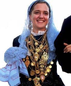 Traditional Bride from Minho, Viana do Castelo, Porto and North Region, Portugal