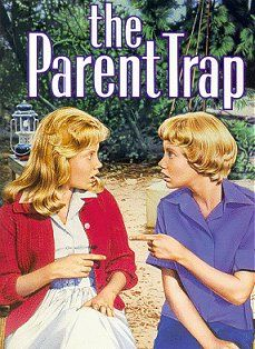 The Parent Trap - 1961   I love this movie!  I've seen it probably a hundred times!
