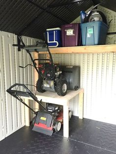Shed DIY - Genius Garage Organization Ideas (24) Now You Can Build ANY Shed In A Weekend Even If You've Zero Woodworking Experience!
