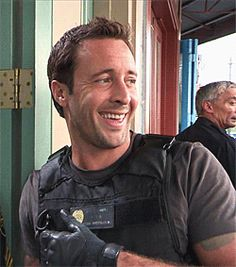 ♥♥♥♥♥  S3 on the set of Hookman with Alex and William Sadler | Alex O´Loughlin ~ An Intense Study
