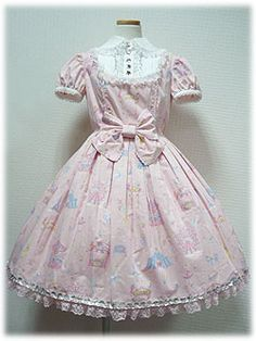 """Magical Etoile OP"" Brand: Angelic Pretty, 2008"