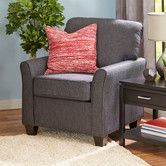 Found it at Wayfair - Aubrey Arm Chair For Sitting room - perfect size for under $200