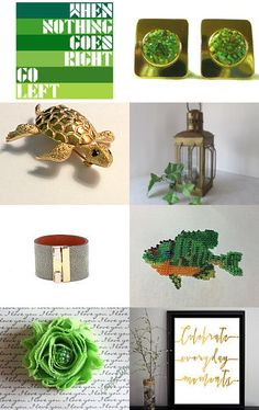 When nothing goes Right go Left by Marianne on Etsy--Pinned with TreasuryPin.com