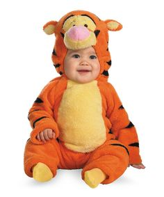 Take a look at this Tigger Deluxe Plush Dress-Up Outfit - Toddler & Kids today!