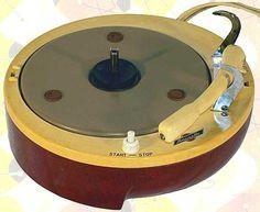 Amusette Platine vinyle, France 1957 - www.remix-numerisation.fr - Rendez vos souvenirs durables
