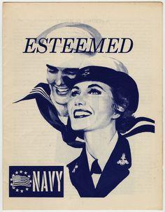 Esteemed, 1964 - The Betty H. Carter Women Veterans Historical Project - UNCG University Archives - University Libraries