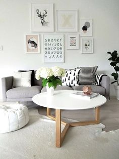Genius Coffee Table Ideas to Copy (16)