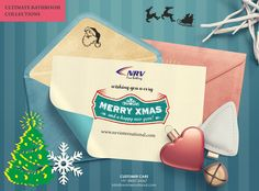 NRV International #Wishes you a #MerryChristmas #Products #Sanitaryware