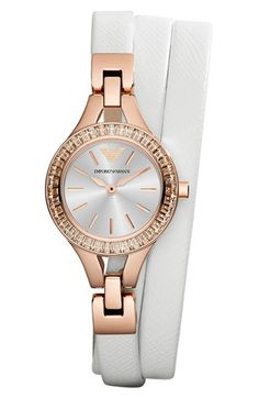 I am all about this wrap watch