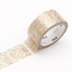 MT fab 'Particle' Gold Foil Washi Tape from Fox and Star
