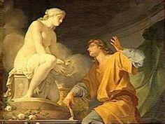 The Myth of Pygmalion and Galatea Pygmalion – Greek Myths & Greek ...