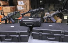 CZ Scorpion Evo 3 A1 SMG 9mm  CZ 805 Bren Assault Rifle