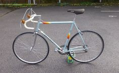 Retro Vintage Original Peugeot Road Racing Bike. Reynolds 501. | eBay