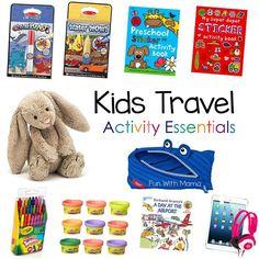 kids travel activities