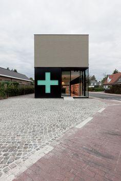 Archive - CAAN Architecten / Gent