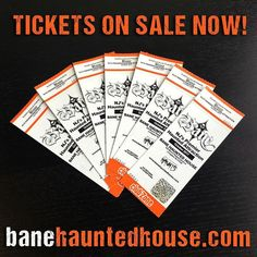 Tickets are selling faster than EVER before. PURCHASE TODAY! Click link in bio to buy tix.. . . . . . . . . #banehauntedhouse #banehauntedhouse2017 #halloween2017 #scary #spooky #halloween #horror #scared #ghost #skull #jackskellington #fridaythe13th #freightfest #michaelmyers #it #clowns #haunt #trickortreat #halloweeneveryday #ilovehalloween #weirdnj #weirdnewjersey
