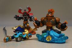 Skylanders Swap Force launches October 13th, headed next-gen as well