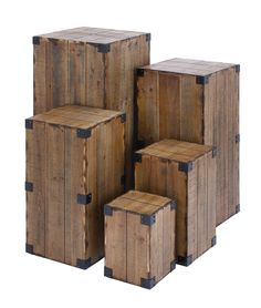 Woodland Imports Pedestal & Reviews | Wayfair