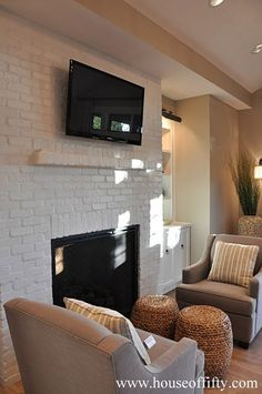 Fireplace Fireplace White Painted Fireplaces Fireplace Mantel Dreams