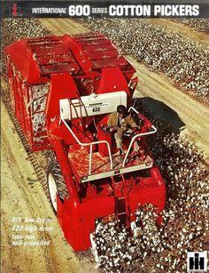 Case Tractors, Farmall Tractors, Logging Equipment, Old Farm Equipment, International Tractors, International Harvester, Red Tractor, Cotton Fields, New Farm