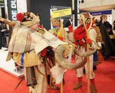 INTUR · Feria internacional del turismo de interior - Inaugurada la décimosexta edición de INTUR, Feria internacional del turismo de interior