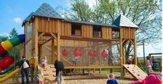Czech Republic, Cabin, Park, House Styles, Outdoor Decor, Summer, Fun, Travel, Summer Time