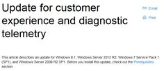 There is good and bad news as worrying Windows 7 and Windows 8 updates are launched...