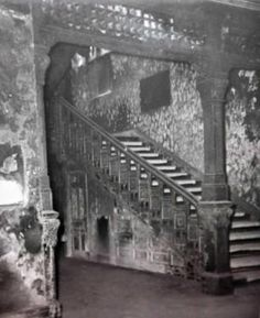 inside abandoned victorian mansions | The Executive Mansion is on fire ...: pinterest.com/amy_lynn47/abandoned-victorian-mansions
