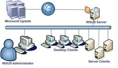 Windows Server Update Services (WSUS), previously known as #Software #Update #Services (SUS), is a computer program developed by #Microsoft #Corporation .
