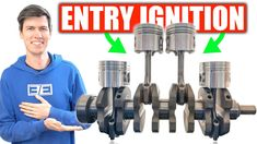 """Engines using """"entry ignition"""" could be up to 14 percent more efficient than a traditional internal combustion system. Mazda, Car Throttle, Combustion Engine, Spark Plug, Engineering, Youtube, Traditional, Link, Flaws"""