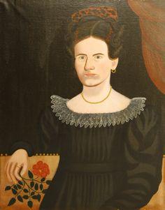 Paintings - Joan R. Brownstein - American Folk Paintings