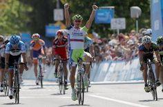 Amgen Tour of California 2012 - Stage 1 winner - Peter Sagan .. Photo: AFP   cyclingnews.com