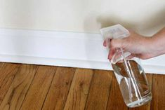 We have the best way to clean baseboards and keep them cleaner longer! Your house will never look the same! #cleaning #clean #cleaner #home #baseboards Deep Cleaning Tips, House Cleaning Tips, Cleaning Solutions, Spring Cleaning, Cleaning Hacks, Cleaning Products, Weekly Cleaning, Cleaning Checklist, Cleaning Supplies