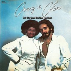 Only they could have made this album - Celia Cruz & Willie Colon