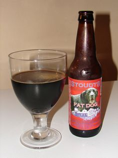 Stoudt's Fat Dog Imperial Oatmeal Stout (Stoudts Brewing)