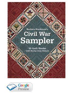 Civil War Quilts: Civil War Sampler in December