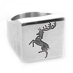 Game of Thrones House Baratheon Ring