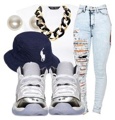 """""""Untitled #450"""" by thuglife-458 ❤ liked on Polyvore"""