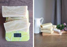 Préparer 1kg de savon de Marseille maison.