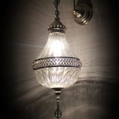wall pyrex light