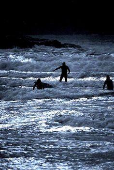 Aliens landing at Polzeath Places In England, North Cornwall, Summer Memories, St Ives, Bad Mood, Beach Houses, Atlantic Ocean, Deep Sea, Aliens