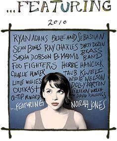 Love Nora Jones!