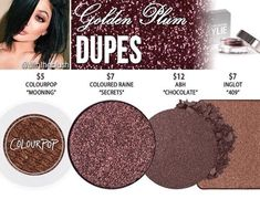 beauty, makeup and dupes image on We Heart It